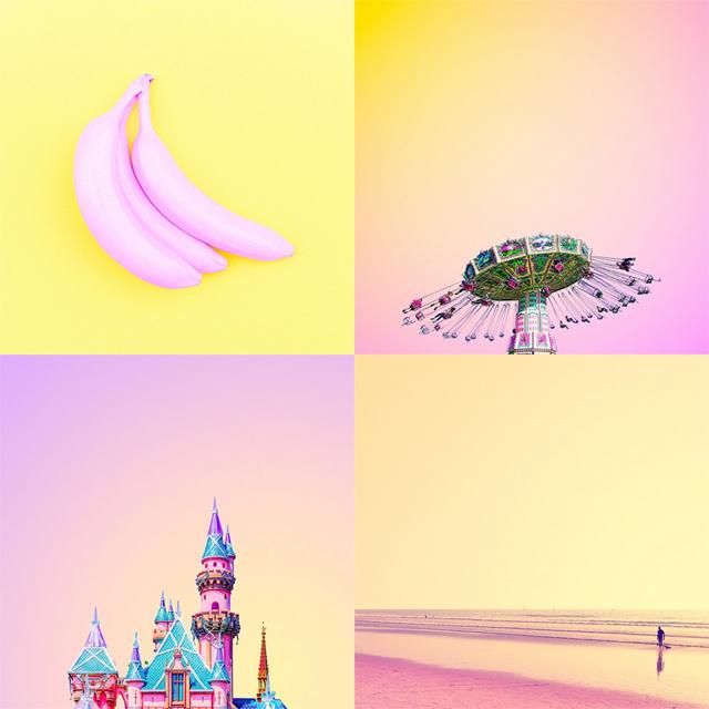 candy minimal - Matt crump - fotos fofinhas e coloridas do instagram cópia